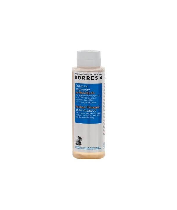 KORRES SHAMPOO HERBAL VINEGAR 150ml