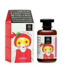 APIVITA KIDS SHAMPOO & CONDITIONER POMEGRANATE&HONEY 250ml