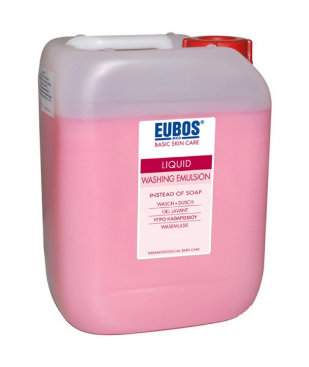 EUBOS LIQUID RED 5lt