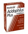 HEALTH AID ACIDOPHILUS PLUS 30 VECAPS