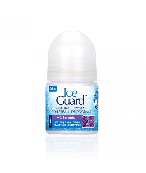 OPTIMA ICE GUARD DEO ROLL ON LAVENDER 50ml