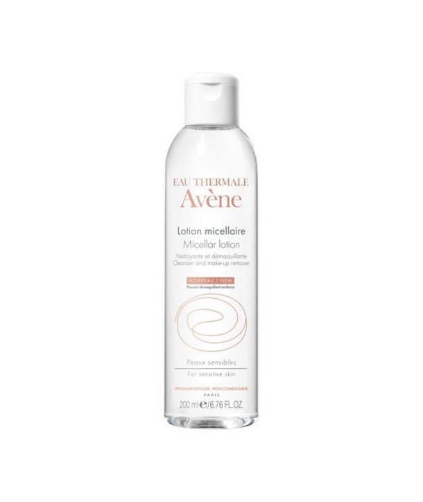 AVENE MICELLAR LOTION CLEANSER AND MAKE UP REMOVER 200ml