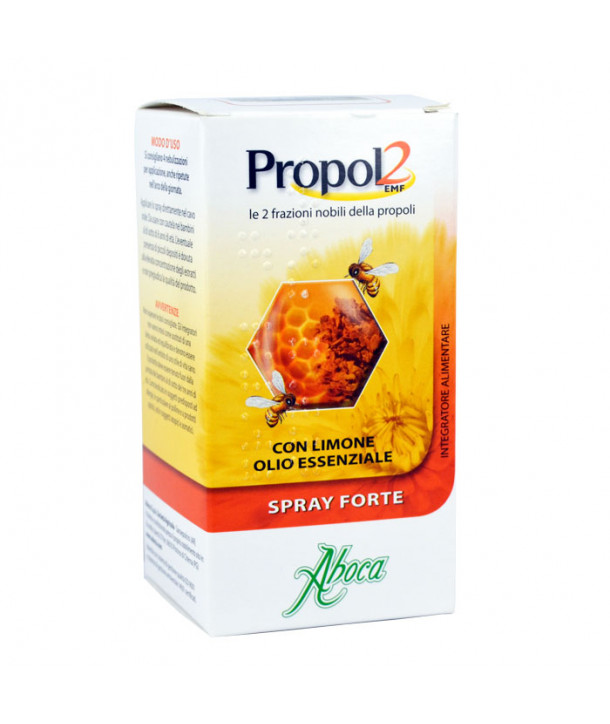ABOCA PROPOL2 SPRAY ΛΑΙΜΟΥ 30ml