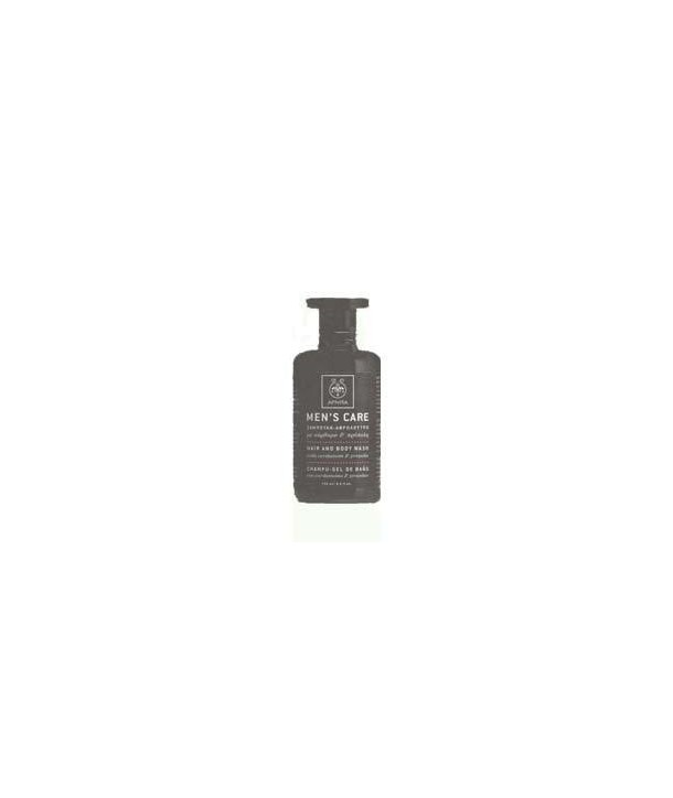APIVITA MEN'S CARE SHAMPOO & SHOWER GER 250ml