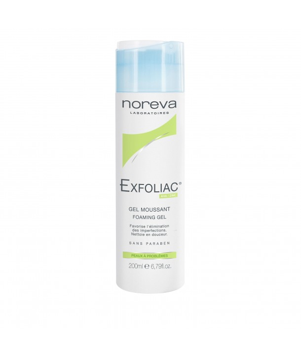 EXFOLIAC FOAMING GEL 200ml