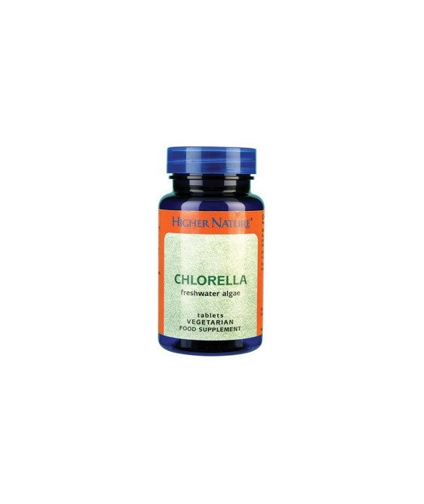 HIGHER NATURE CHLORELLA 180 VTABS