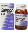 HEALTH AID SALMON OIL 1000mg 60 CAPS