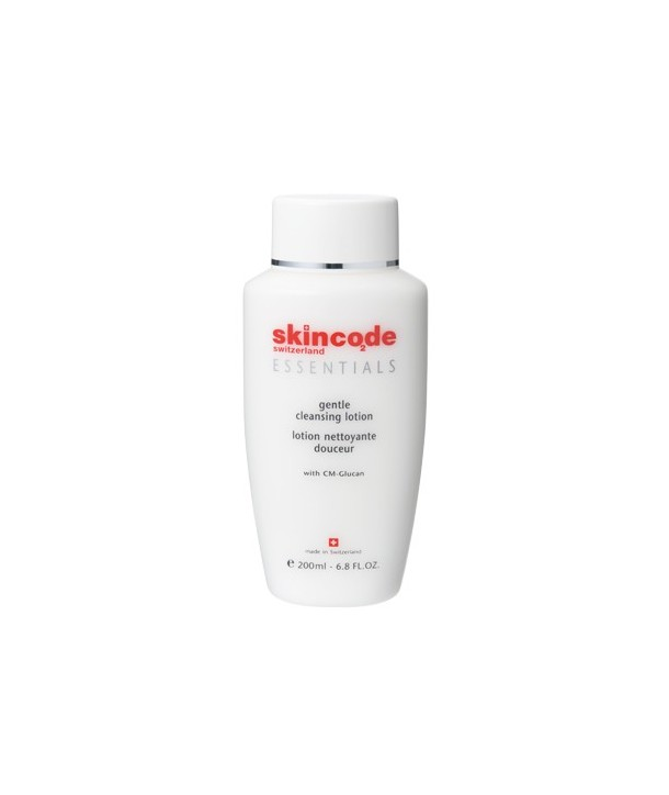 SKINCODE ESSENTIALS GENTLE CLEANSING LOTION 200ml