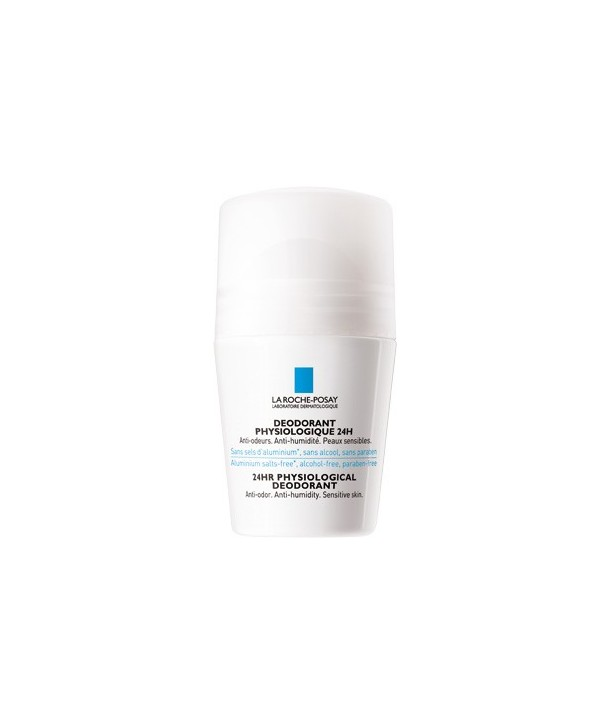 LA ROCHE POSAY DEODORANT PHYSIOLOGIQUE 24H BILLE ROLL-ON 50ml
